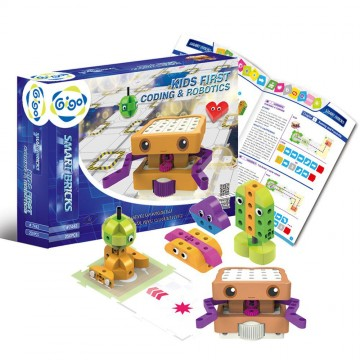 Gigo - Kids First Coding & Robotics (Suitable for Ages 4 and above)