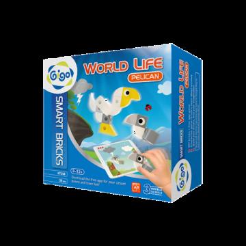 Gigo Toys World Life - Pelican (39 Pieces)