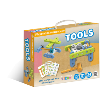 Gigo Junior Engineer - Tools (31 Pieces)