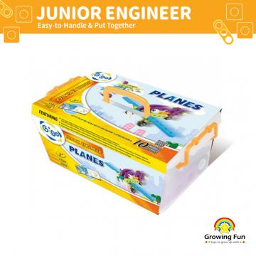 Gigo Junior Engineer Planes (73 Pieces)