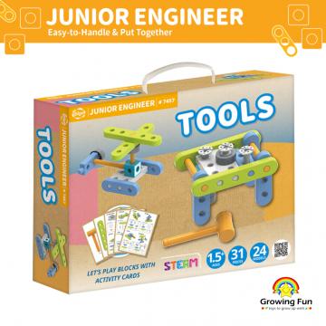 Gigo Junior Engineer - Tools (31 Pieces)