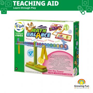 Gigo Teaching Aid Math Balance