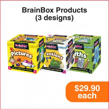 BrainBox - 3 Designs