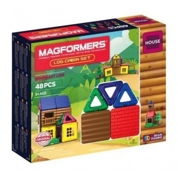 Magformers - Log Cabin Set