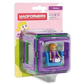 Magformers - Figure Plus Princess Set (6 Pieces)