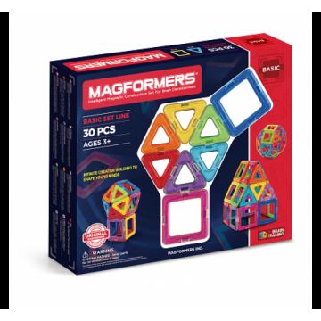 Magformers - Basic Set Line (30 Pieces)