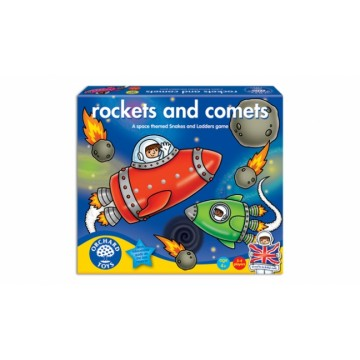 Orchard Toys Game - Rockets and Comets