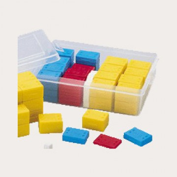 Plastic Weights for Measuring Balance