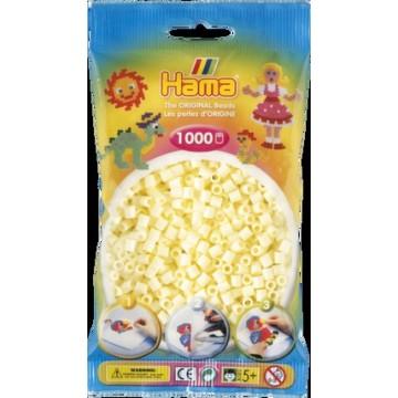 HAMA - Midi - 1,000 bead bag (cream)