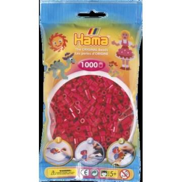 HAMA - Midi - 1,000 bead bag (claret)