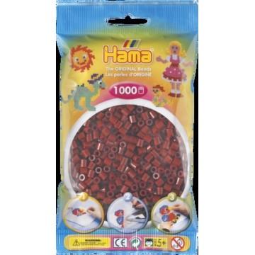 HAMA - Midi - 1,000 bead bag (burgundy)