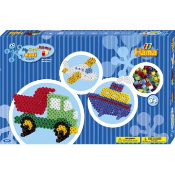HAMA - Maxi - giant gift box (vehicles)