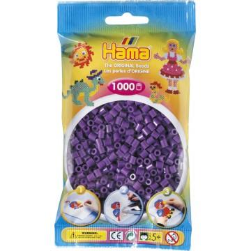 HAMA - Midi - 1,000 bead bag (purple)