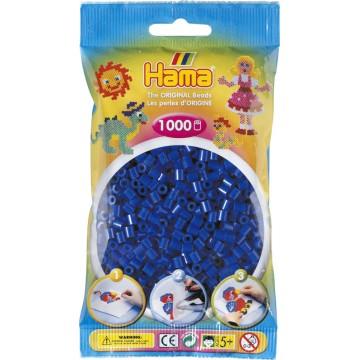 HAMA - Midi - 1,000 bead bag (blue)