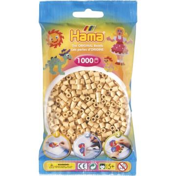 HAMA - Midi - 1,000 bead bag (beige)