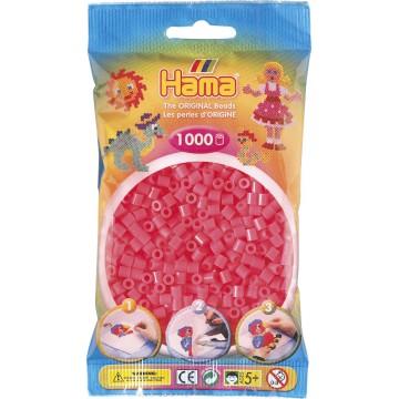 HAMA - Midi - 1,000 bead bag (cerise)