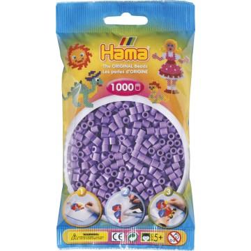 HAMA - Midi - 1,000 bead bag (pastel purple)