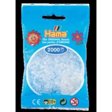 HAMA - Mini - 2,000 bead bag (clear)