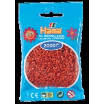 HAMA - Mini - 2,000 bead bag (reddish brown)