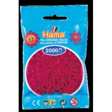 HAMA - Mini - 2,000 bead bag (claret)