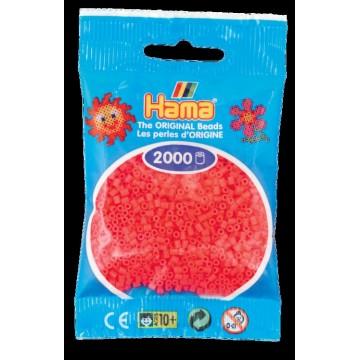 HAMA - Mini - 2,000 bead bag (cerise)