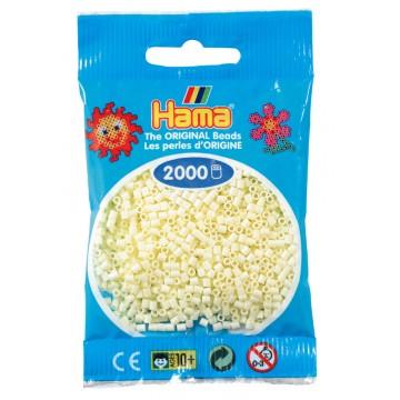 HAMA - Mini - 2,000 bead bag (cream)