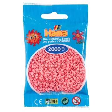 HAMA - Mini - 2,000 bead bag (pink)