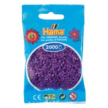 HAMA - Mini - 2,000 bead bag (purple)