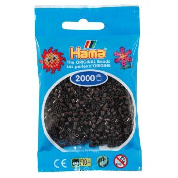 HAMA - Mini - 2,000 bead bag (brown)