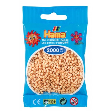HAMA - Mini - 2,000 bead bag (beige)