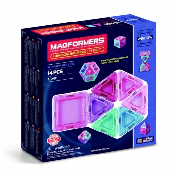 Magformers - Window Inspire (14 Pieces)