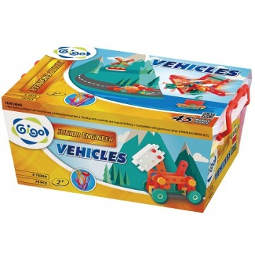 Gigo Junior Engineer - Vehicles (79 Pieces)