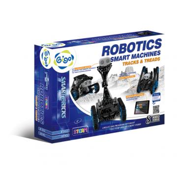 Gigo Robotics Smart Machine Tracks & Treads