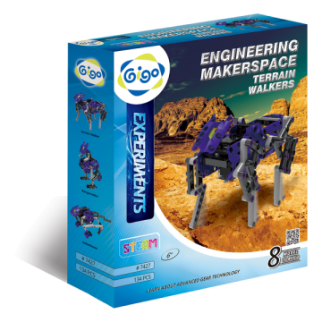 GIGO Engineering Makerspace Terrain Walkers