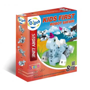 Gigo Kids First Robot Safari