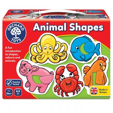 Orchard Toys Game - Animal Shapes