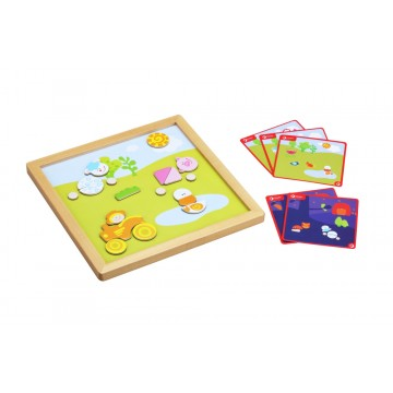 Farm Magnetic Activity Box