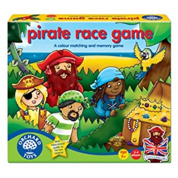 Orchard Toys Game - Pirate Race