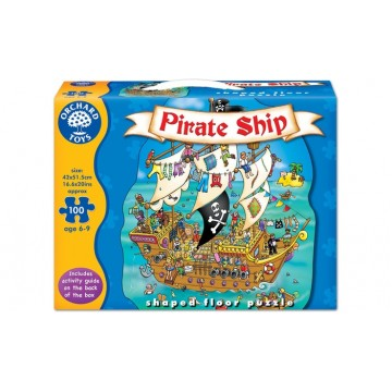 Orchard Toys Challenging Puzzle - Pirate Ship