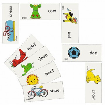 Dom - Matching Words & Pictures