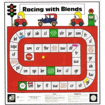Racing with Blends small