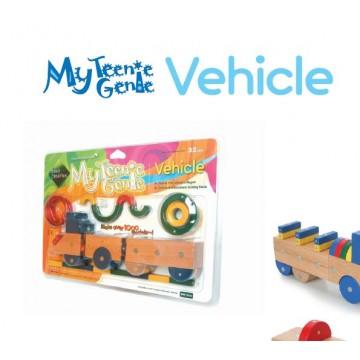 Genii My Teenie Genie - Vehicle (32 Pieces)