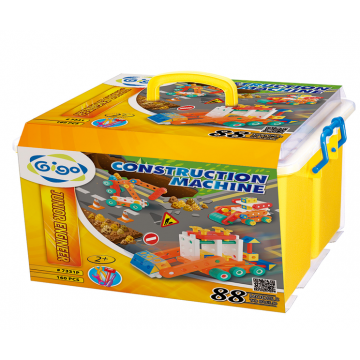 Gigo Junior Engineer - Construction Machine (160 pieces)