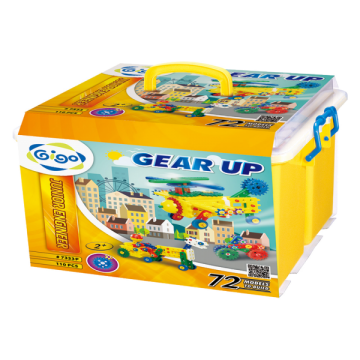 Gigo Junior Engineer - Gear Up (110 pieces)