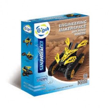 Gigo - Engineering Makerspace Power Up!