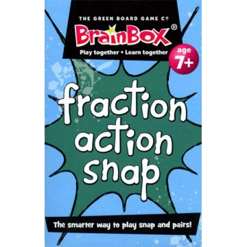 Brain Box Fraction Action Snap