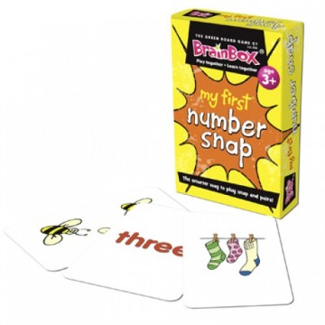 Snap Cards-My First Number