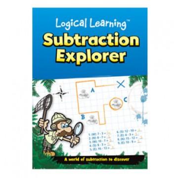 Logical Learning Subtraction Explorer