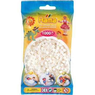 HAMA - Midi - 1,000 bead bag (pearl)