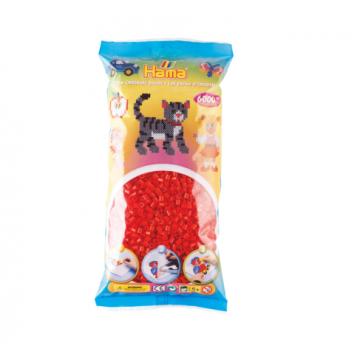 HAMA - 6,000 Midi Beads (Red)